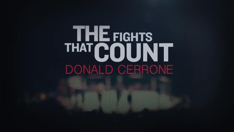 Donald Cerrones Favorite UFC Fights