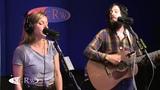 Adam Green and Binki Shapiro performing