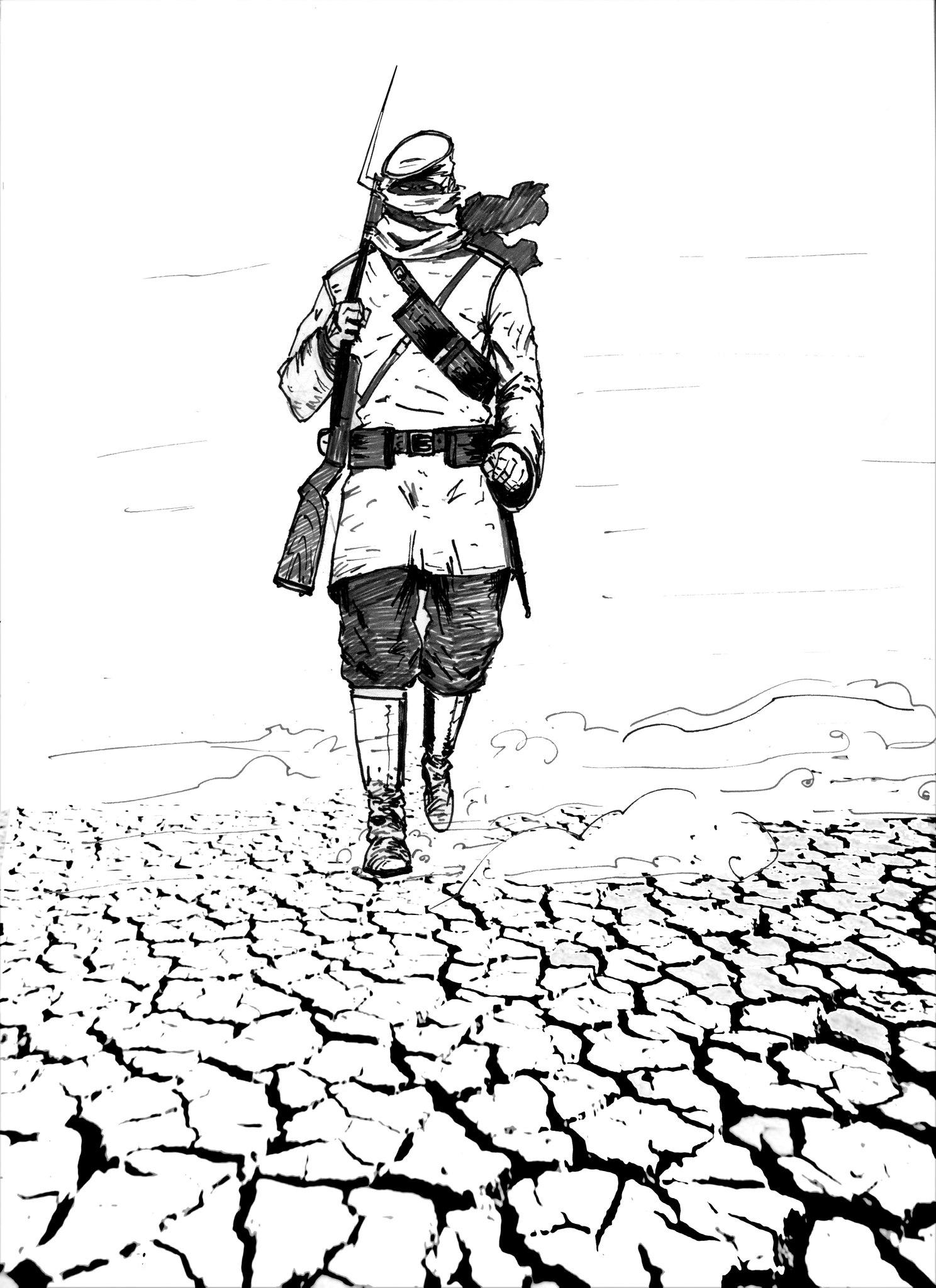 """Starblind - работа над первым выпуском """"Железнобокого"""" завершена"""