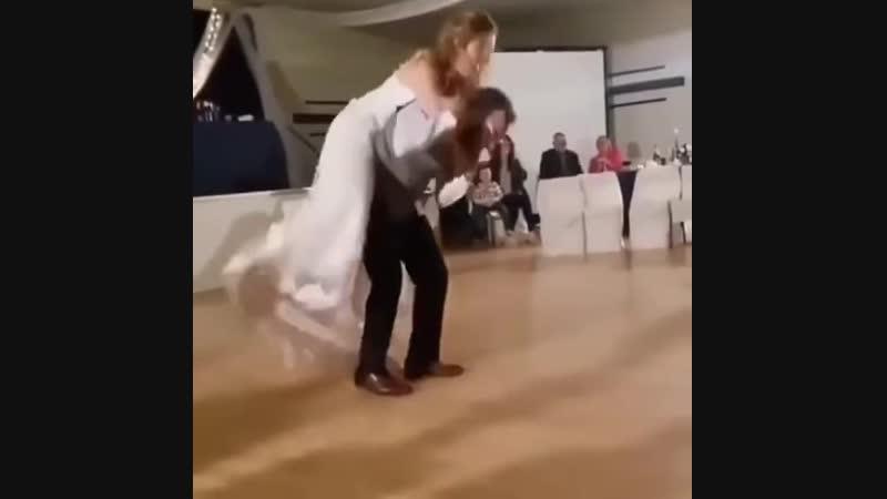 Свадебный танец 80го левела