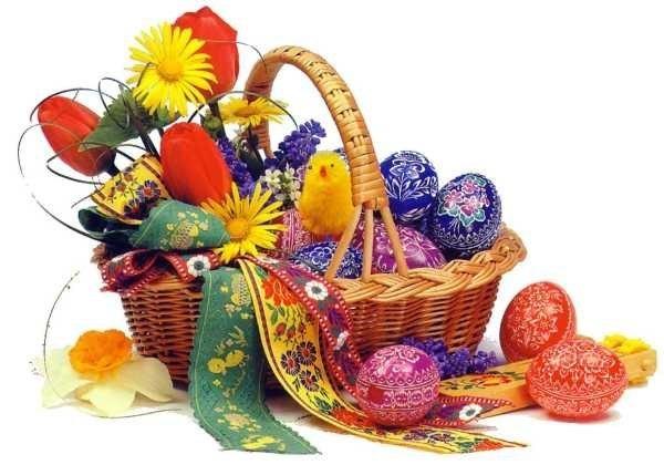 Паска, Великдень, вітання Христос Воскрес