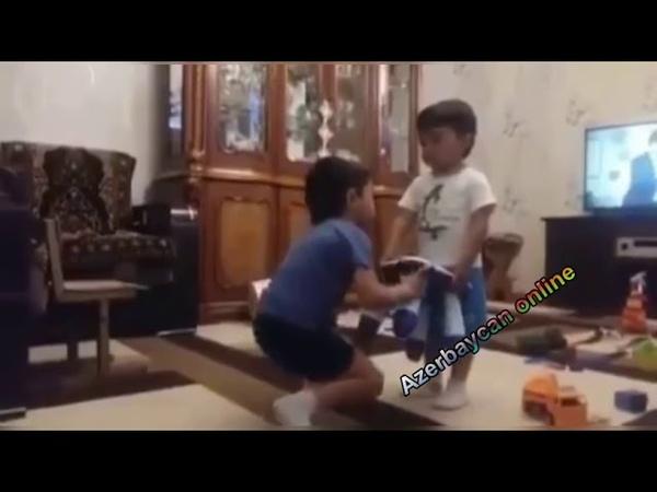 """""""Ağıllı olacaqsan Iso"""" Qadan Alaram Iso Səbr Elədi Axırda Nöqtə Qoydu Hamının Axtardığı Video"""