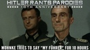 """Mohnke tries to say My Führer"""" for 10 hours"""