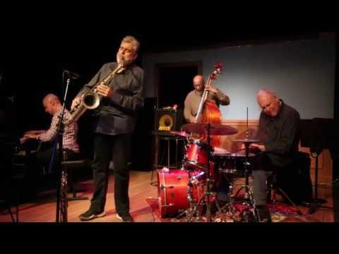 Tony Malaby Quartet - at Teatro Latea Raza y Resistencia Arts for Art - Oct 8 2018