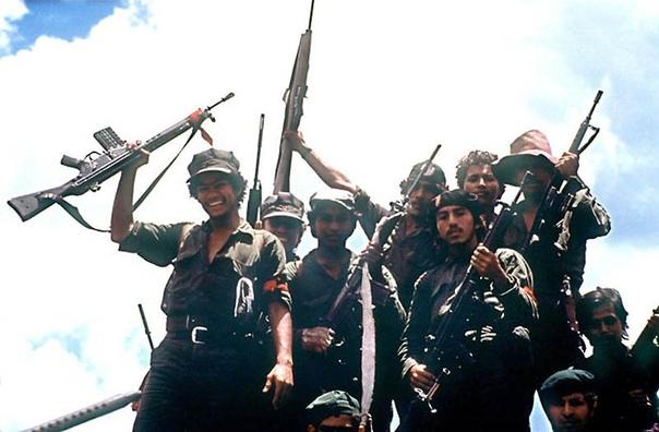 40 лет назад, в июле 1979 года, победила Сандинистская революция в Никарагуа