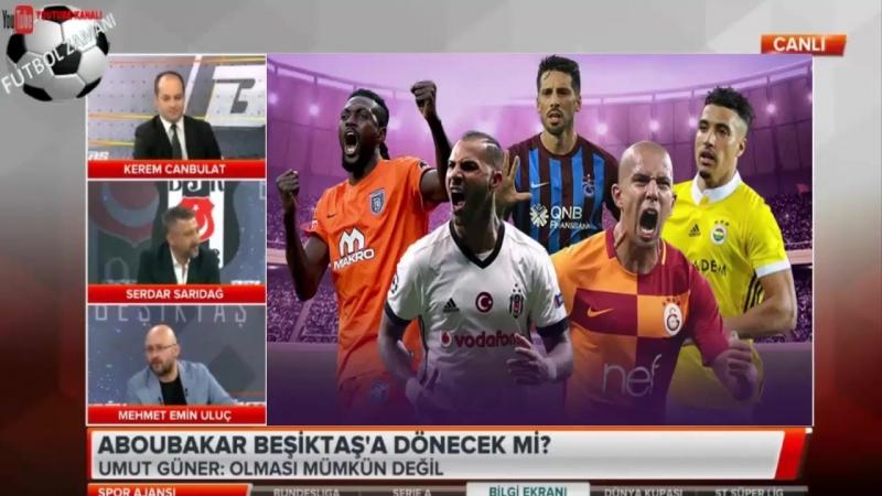 BEŞİKTAŞ Spor Ajansı 27 ¦ Aboubakar ve Transfer Gündemi Yorumları 27 haziran 2018