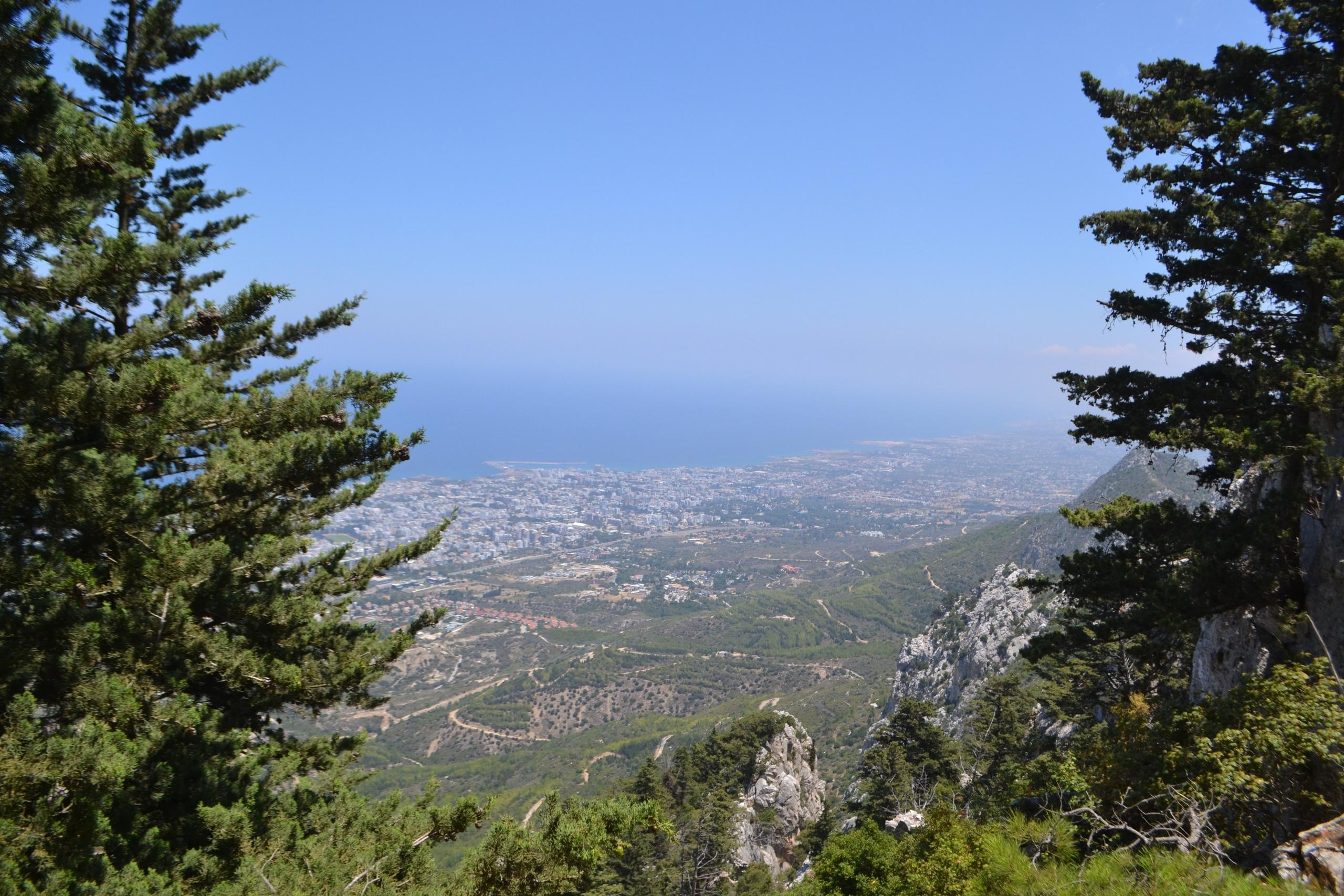Северный Кипр. Замок Святого Иллариона. (фото). - Страница 2 AgohaU0NqKE