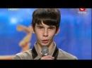Украина мае талант 5 [Днепропетровск] Длинная ОТРЫШКА