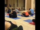 Йога в клубе Экзотик