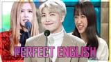 K-POP Idols speaking English perfectly! (Fluent English)