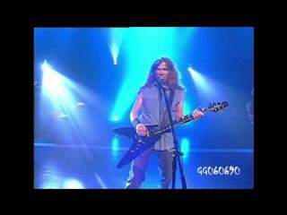 Megadeth - (Intro) Dread and the fugitive mind - Rude Awakening