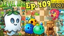 Plants vs. Zombies 2 | Unlocked Tiki Torch-er | Plants Level Up - Big Wave Beach Day 20 (Ep.409)