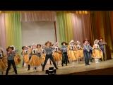 ковбойский танец. ДМШ Старый Сибай