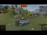 Ротный бой! Разлохматили клан статистов!) World of Tanks