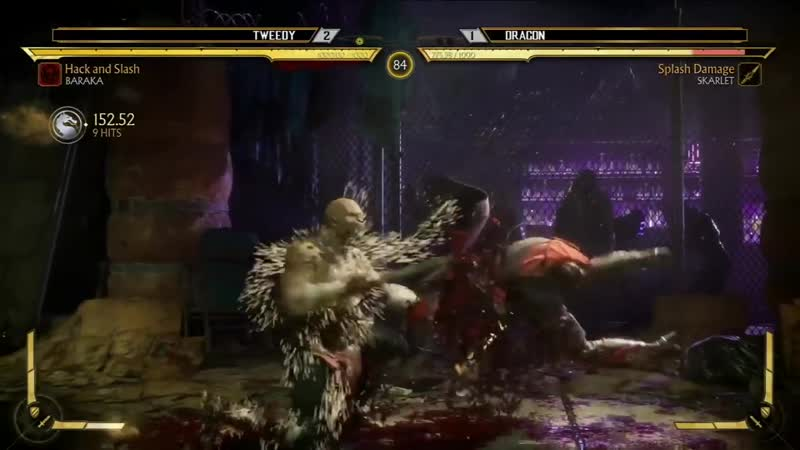 Mortal Kombat 11_ The Reveal - Dragon vs. Simplicity Tweedy