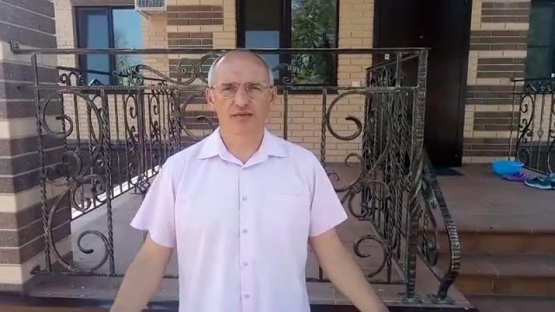 Олег Торсунов приглашает на молитвенный ретрит -семинаров Благость 18-19 августа