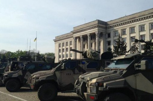 Odessa, 02.05.2014. - Pamiętamy!
