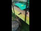дровокол-мотоблок
