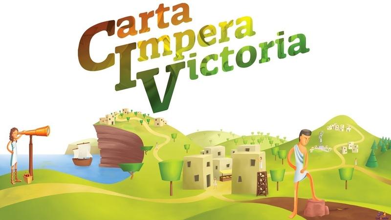Огляд правил настільної гри CIV: Carta Impera Victoria