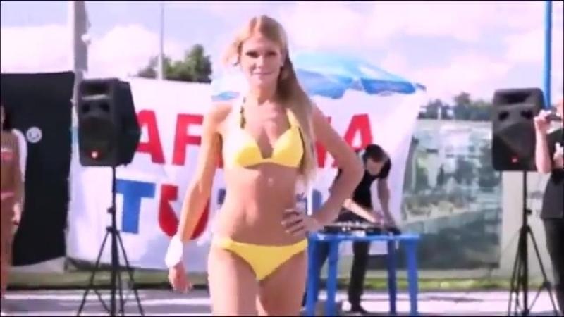 Miss Bikini Audi and super show of beautiful girls