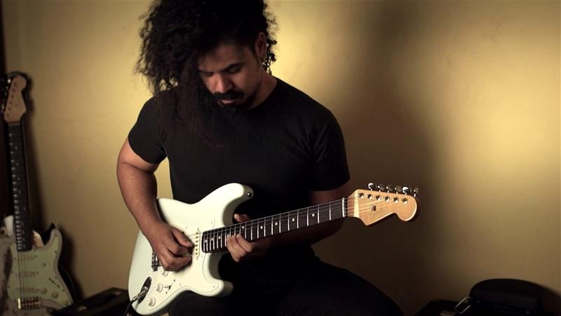 Jimi Hendrix - Hey Joe - Dunamiz Stratocaster