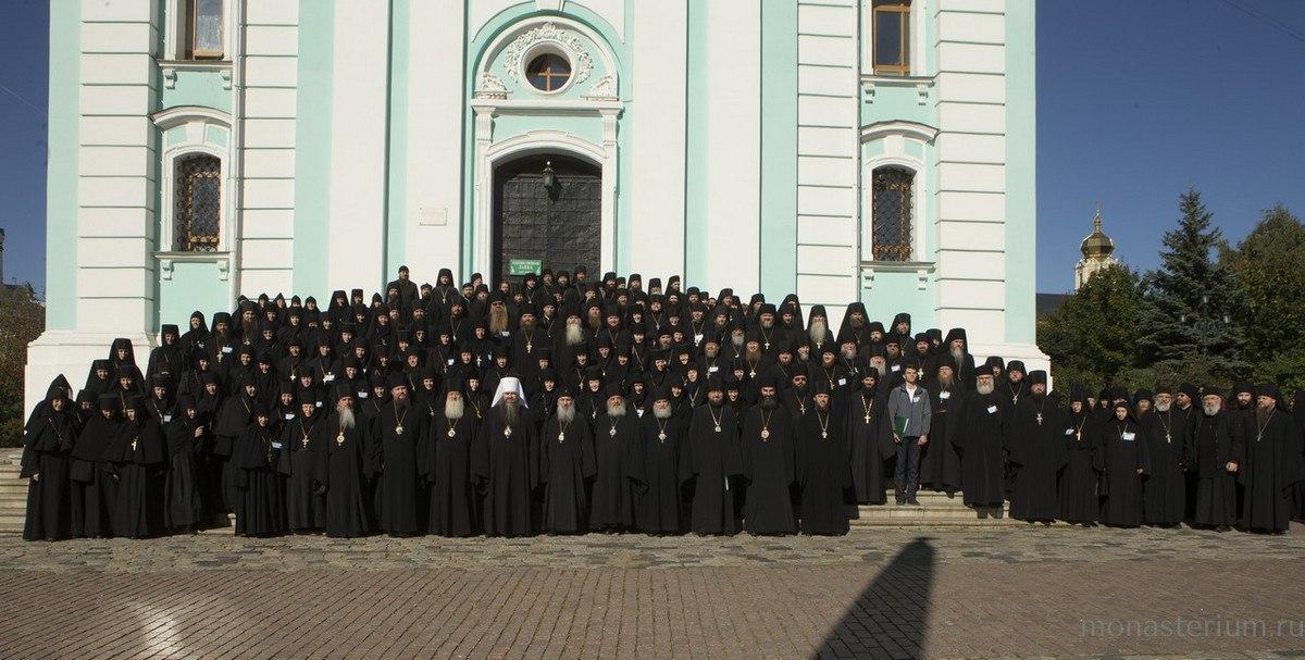 Преемство монашеской традиции в современных монастырях