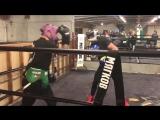 2017.03.22. Ломаченко - Vs. - ТДжей Дллшоу (екс-чемпон UFC) спаринг