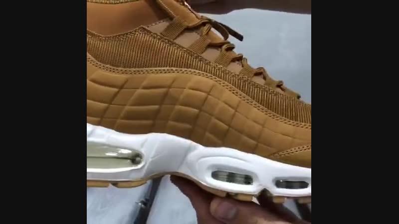 Обзор Кроссовок Nike Air Max 95 Sneakerboot