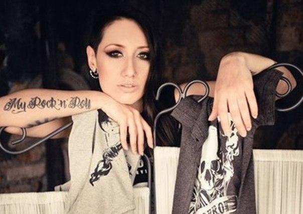 Лусинэ геворкян татуировки фото