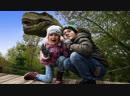 🦖Самый СТРАШНЫЙ динозавр в РЕАЛЬНОЙ ЖИЗНИ 🦕 ДиноПарк Парк Сказка Видео для детей