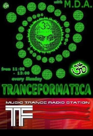 TRANCEFORMATICA 12 [MEDITATION WITH M.D.A.]