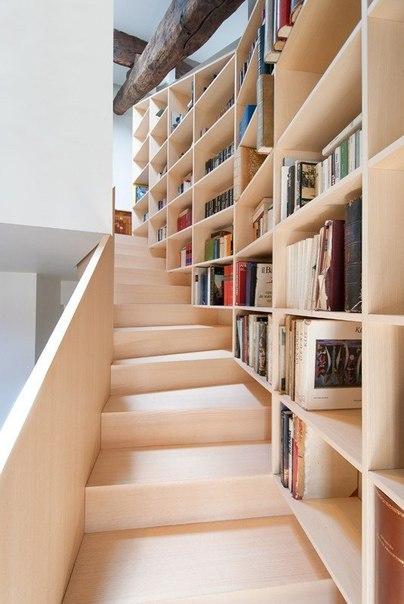 Функциональная лестница (1 фото) - картинка