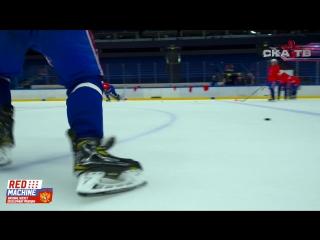 Предсезонка-2018. день 27. финский лед