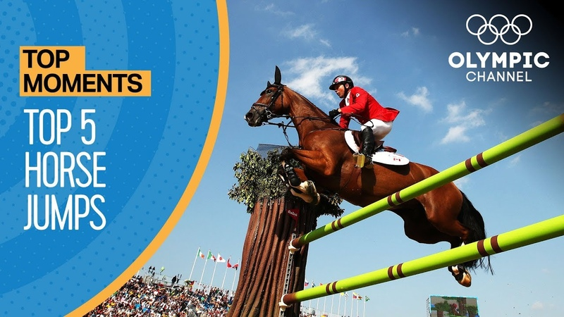 Most Exciting Equestrian Jump Offs at the Olympic Games Top Moments