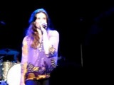 Idina Menzel - Perfume and Promises (Atlanta 7/18/08)