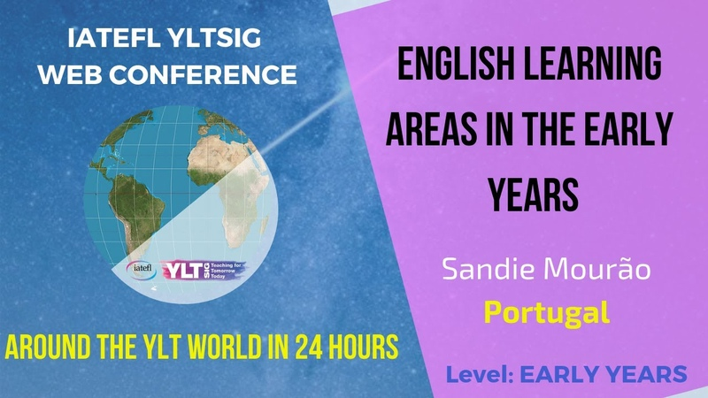 English learning areas in the early years Sandie Mourão Early Years