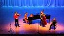 Квартет StradiВаленки Колыбельная И С Бах Ария из оркестровой сюиты №3