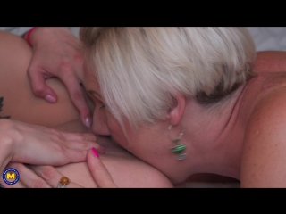 This hot babe tries to seduce her mature girlfriend. How far would she go - http://www.vidz7.com