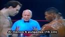 Mike Tyson con 19 años de edad (Sub Español)