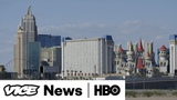 Squatters Are Taking Over Las Vegas Abandoned Houses (HBO)