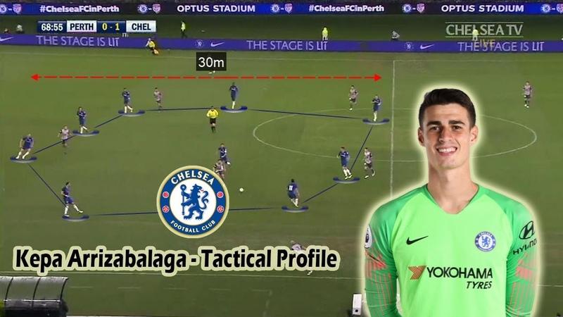 Kepa Arrizabalaga - Tactical Profile - New Chelsea Signing - Player Analysis