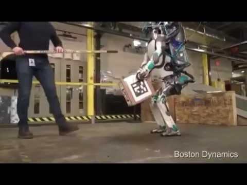 Восстание машин. Кожаные ублюдки №4. Роботы из BostonDynamics