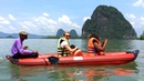James Bond Island, a Full Day Guided Tour to Phang Nga Bay from Phuket by Andaman Dream