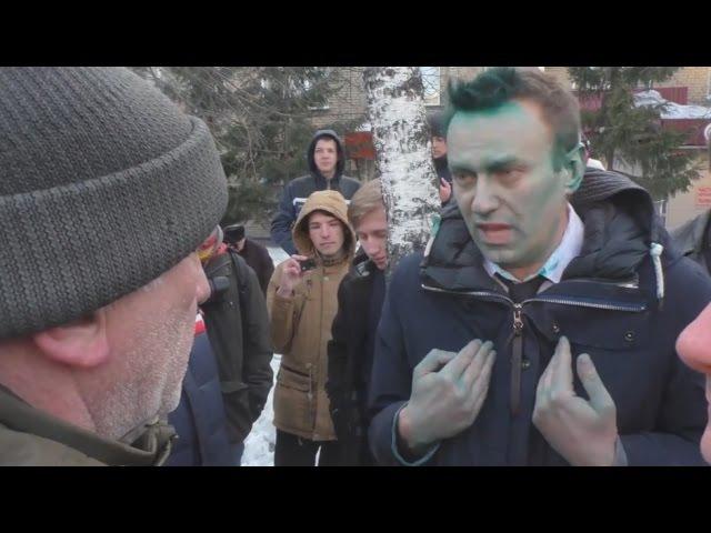 ТУШИТЕ СВЕТ - Навальный и НОДовцы