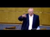 Жириновский. Выступление в ГД против пенсионной реформы
