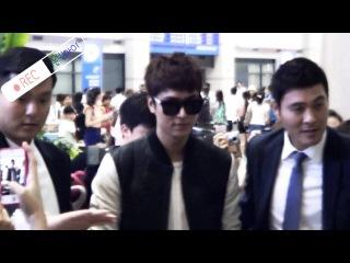 [직캠] Leeminho / 07.22 Incheon Airport by 은빛아이