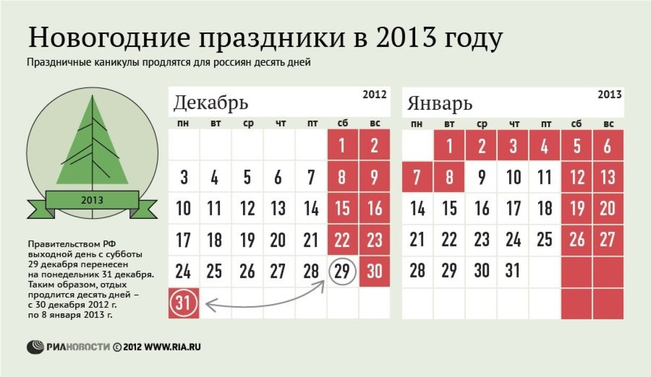 Дата праздников 2017