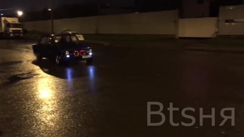 гонщик нелегальный