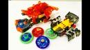 ДИКИЕ СКРИЧЕРЫ Батл Игрушки Трансформеры из Мультика Машинки для мальчиков