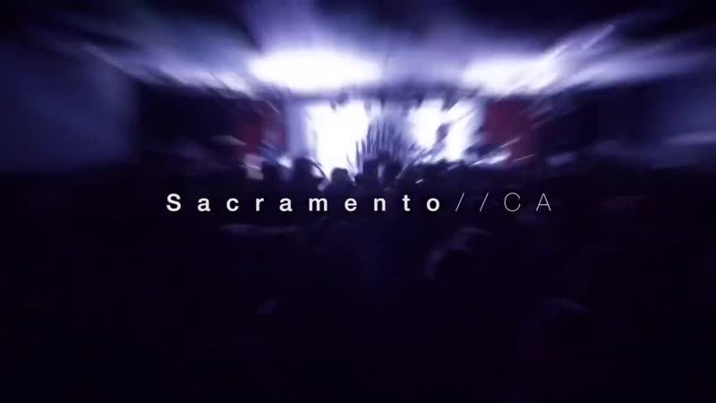 Recap from Sacramento, CA